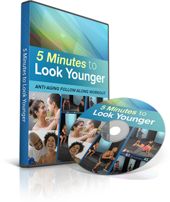 FREE Anti-Aging Workout DVD &a...